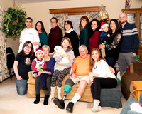 Donner Christmas 2018 & Neal 80th Birthday